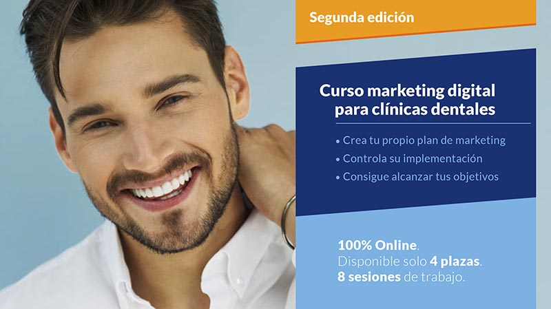 Curso de marketing Digital para clinicas dentales