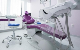 Diseño de interiores clinica dental